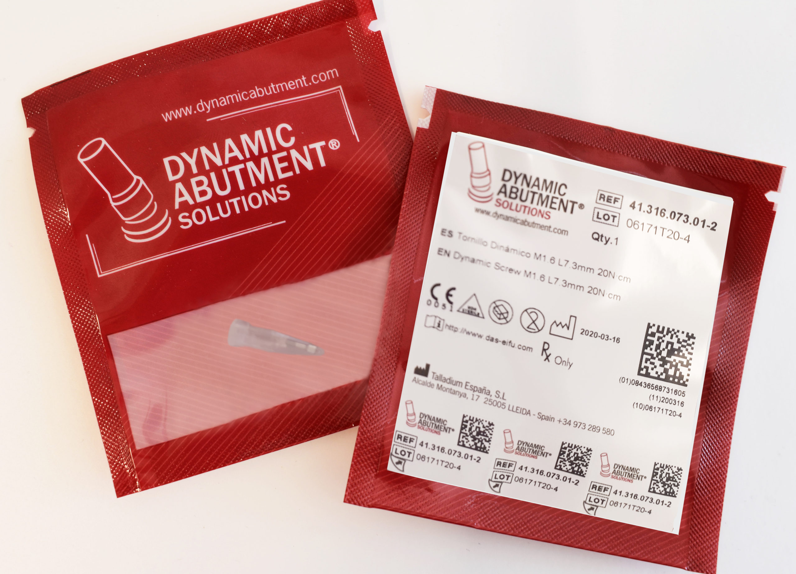 New Packaging And Product Labelling Dynamic Abutment Solutions En